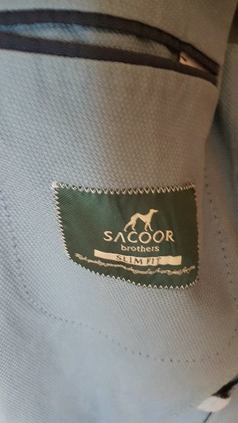 Used Sacoor brother premium jacket in Dubai, UAE