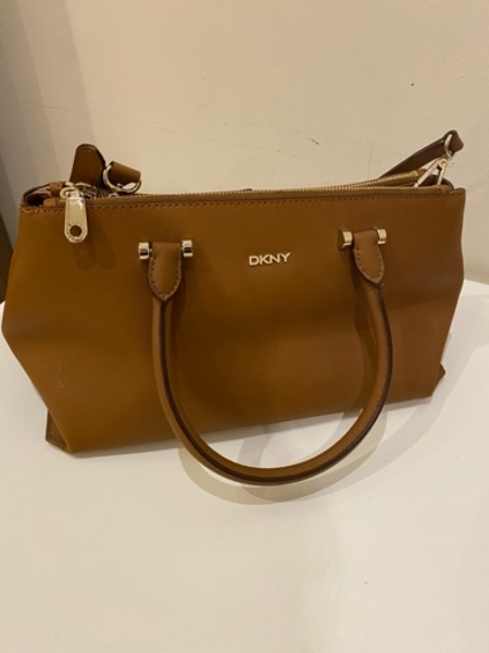 Used DKNY brown bag in Dubai, UAE