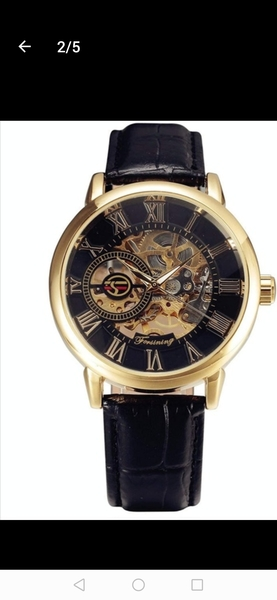Used Forsining 3D Design Mechanical watch.. in Dubai, UAE
