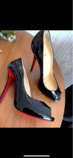 Used Christian Louboutin high heels in Dubai, UAE