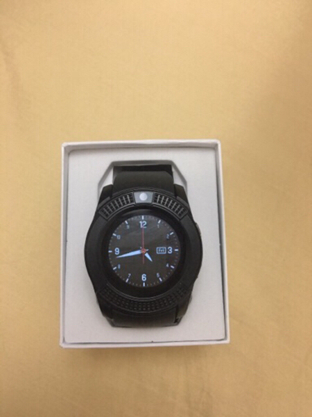 Used Smart Watch V8 With Sim and Memory card in Dubai, UAE