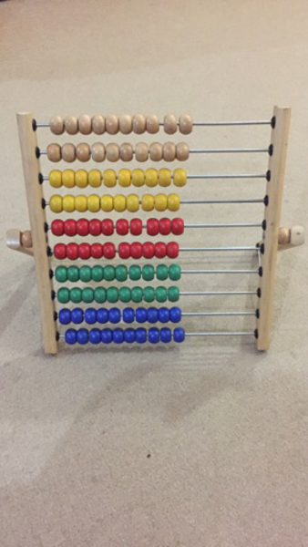 Used Abacus for kids in Dubai, UAE