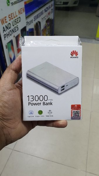 Used Huawei 13,000 mAh Power Bank in Dubai, UAE