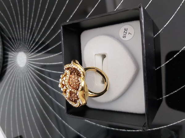 Used Gold plated ring in Dubai, UAE