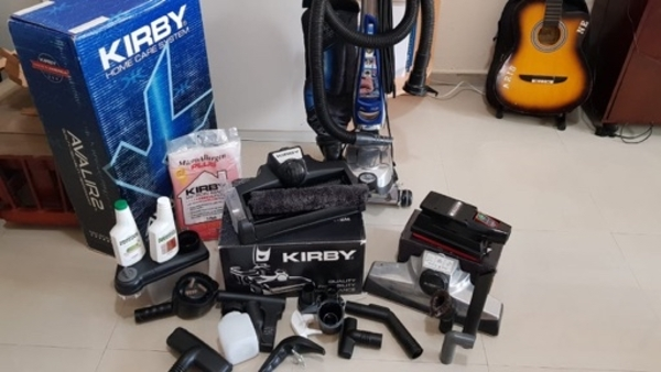 Used KIRBY full set Vacum good as new in Dubai, UAE