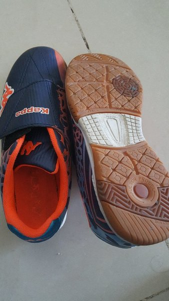 Used Kappa sports shoes for boys EUR32 size in Dubai, UAE
