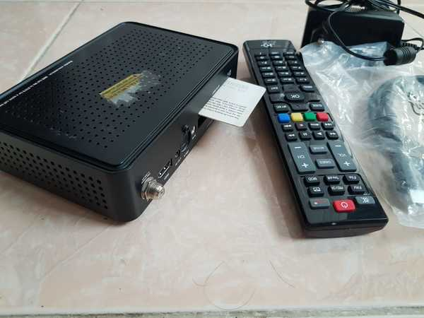 Used DishTv receiver with card in Dubai, UAE