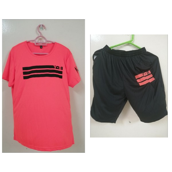Used T-Shirt With Mesh Sport Short size XL in Dubai, UAE