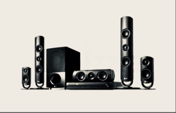 Used LG home theater system for sale  in Dubai, UAE