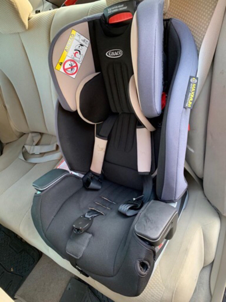 Used Graco Baby Stroller and Car Seat . in Dubai, UAE