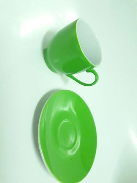 Used 6 piece CUP AND SAUCER SET..☕ in Dubai, UAE