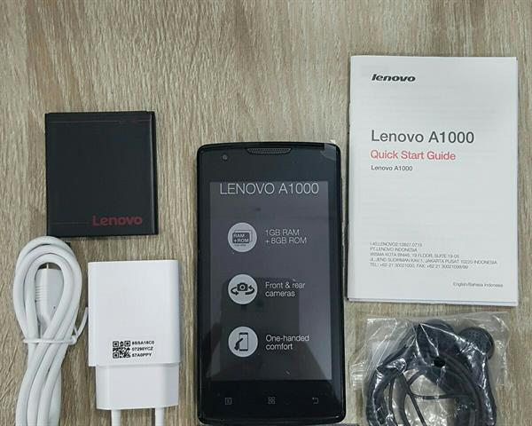 Used Lenovo Smartphone....with complete accessories and sealed box in Dubai, UAE