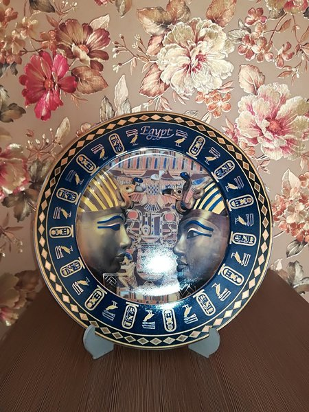Used Art of Ancient Egypt Home Decor Ceramic in Dubai, UAE