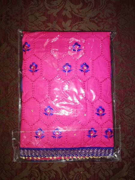 Used . Unstiched.. Churidar.. Material new in Dubai, UAE