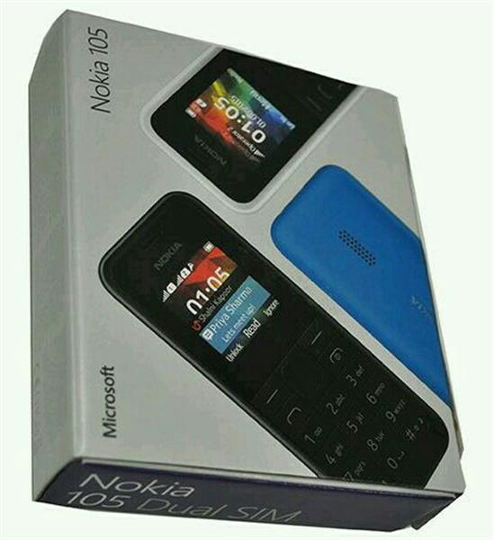 Used Nokia 105 Dual Sim in Dubai, UAE