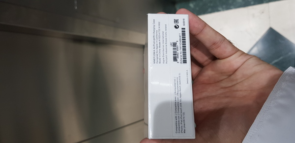 Used Apple Airpods Seal Pack 2nd Gen in Dubai, UAE