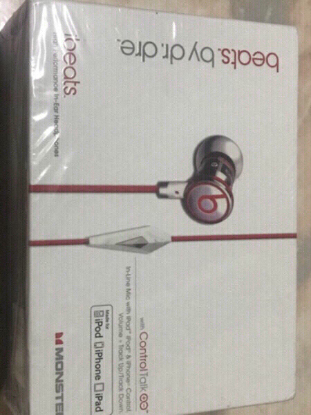 Used IBEATS HANDSFREE BY DR.DRE in Dubai, UAE