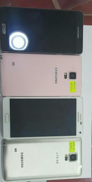 Samsung Note4 Mix Color 32gb Organal