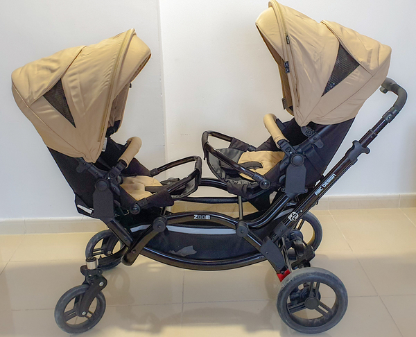 Used ABC Design Twin Stroller in Dubai, UAE
