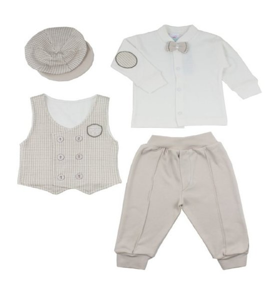 Used Royal Baby set 4 pcs sizes available in Dubai, UAE