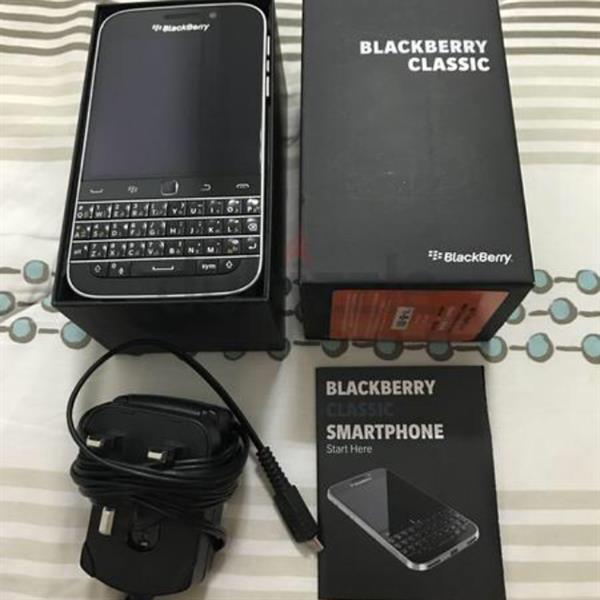 Used Blackberry Classic In Very Good Condition.  in Dubai, UAE