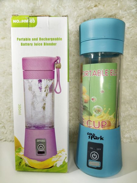 Used NEW PORTABLE~ BLENDER BEST in Dubai, UAE