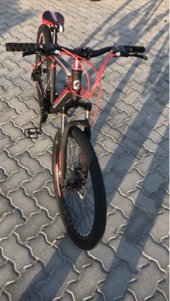 "Used New 26"" Force Bicycle in Dubai, UAE"