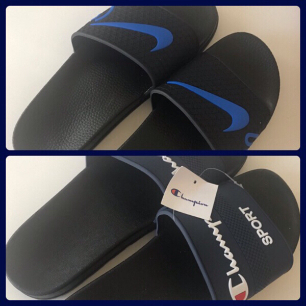 Used 2 Pairs of Men's Slipper/ 45 in Dubai, UAE