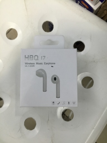 Used HBQ7 earphone in Dubai, UAE