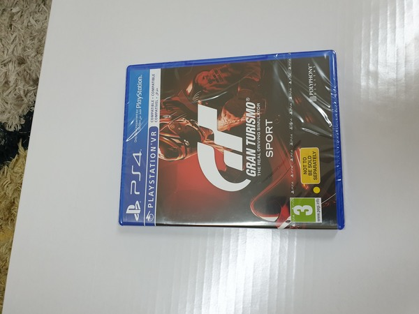 Used GT ps4 game new in Dubai, UAE