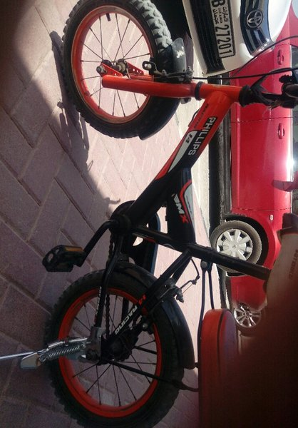 Used Bicycle 14 inches good condition in Dubai, UAE