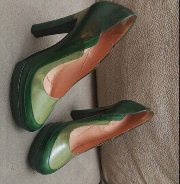 Used BRANDNEW ROBERT CLERGERIE SHOES.. SIZE39 in Dubai, UAE