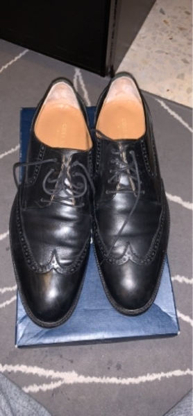 Used Cole haan black shoes size 10 in Dubai, UAE