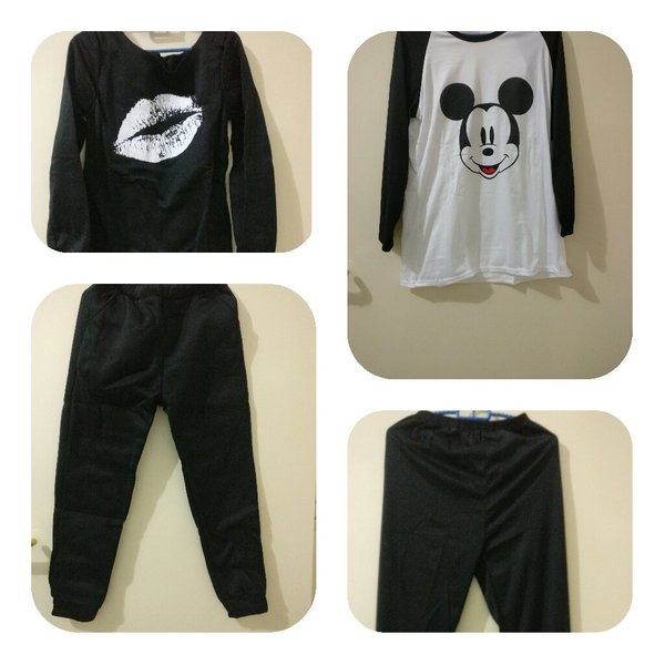 Used Leisure wear pant and top in Dubai, UAE