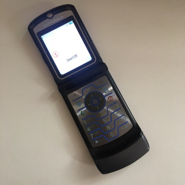 Used Motorola Razr V3i in Dubai, UAE