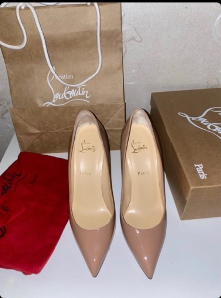 Used Christian Louboutin heels in Dubai, UAE