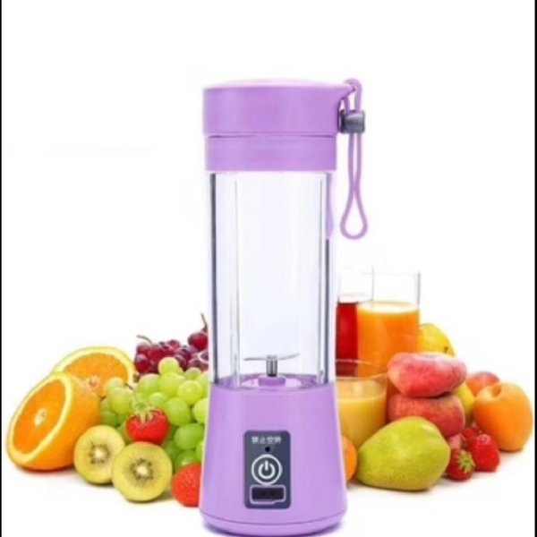 Used New portable rechargable juicer in Dubai, UAE