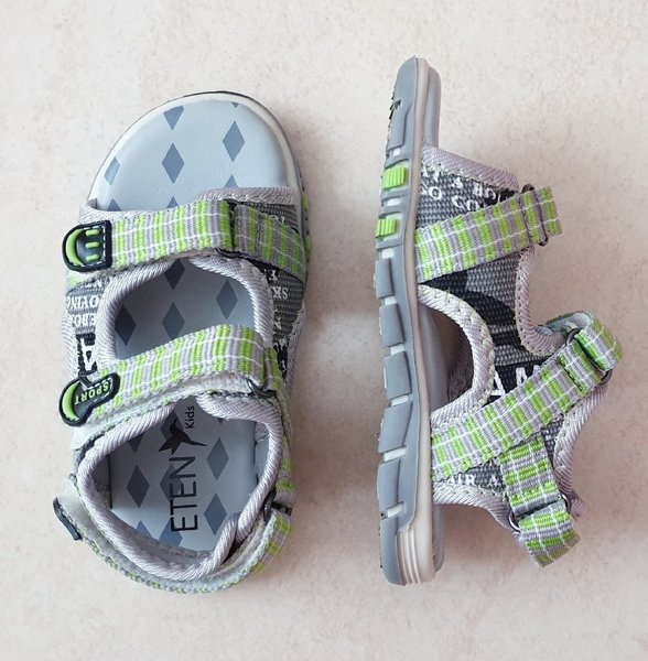 Used Sandals for boy size 24 in Dubai, UAE