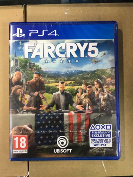 Used Farcry 5  in Dubai, UAE