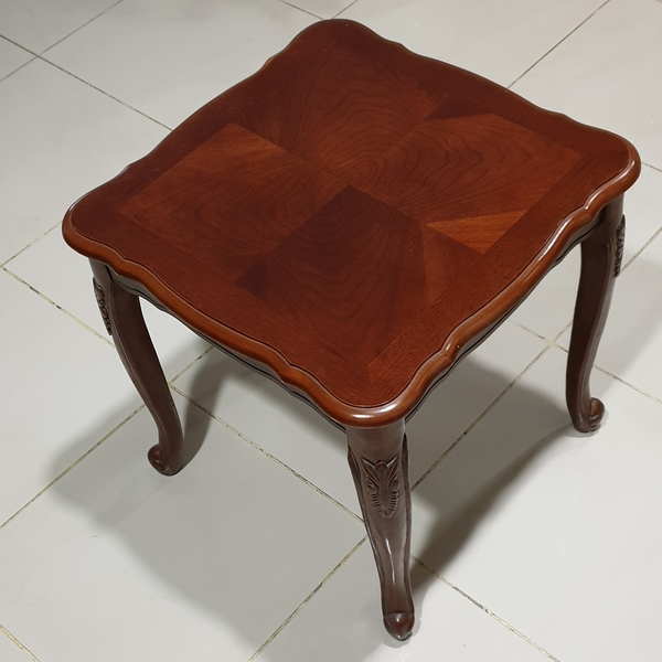 Used Wooden side table in Dubai, UAE