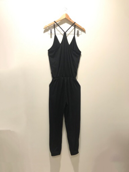 Used New jumpsuits & rompers Size L Black in Dubai, UAE