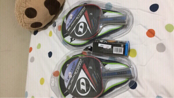 Used Dunlop sport blackstorm powder 200 in Dubai, UAE