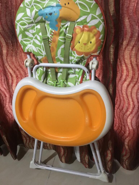 Used Mothercare high chair in Dubai, UAE