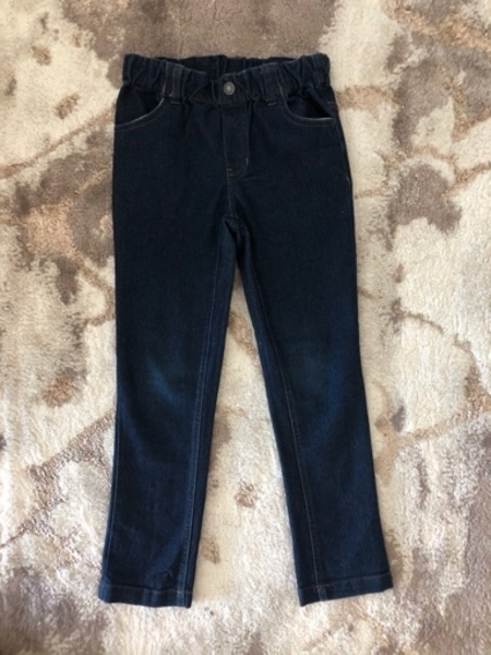 Used Nautica jeans for a boy size 5-6 years in Dubai, UAE