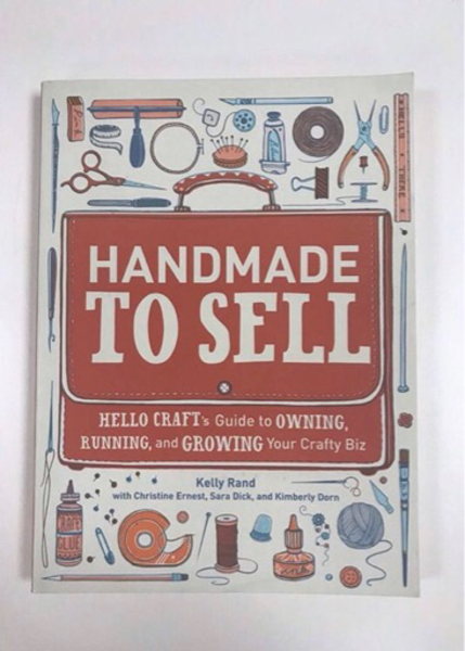 Used Book: Handmade to Sell in Dubai, UAE