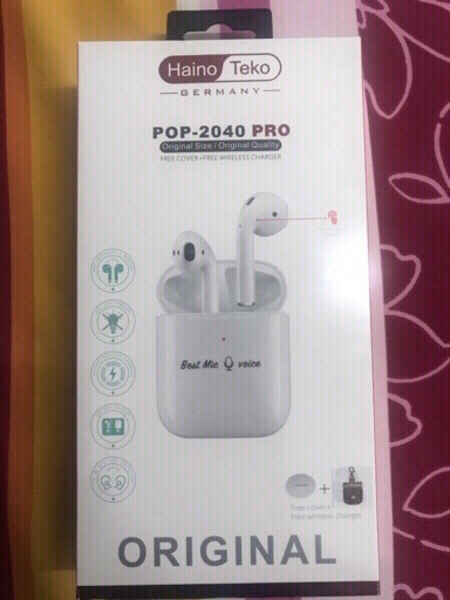 Used Haino Teko 2040 Pro Wireless Earphone in Dubai, UAE