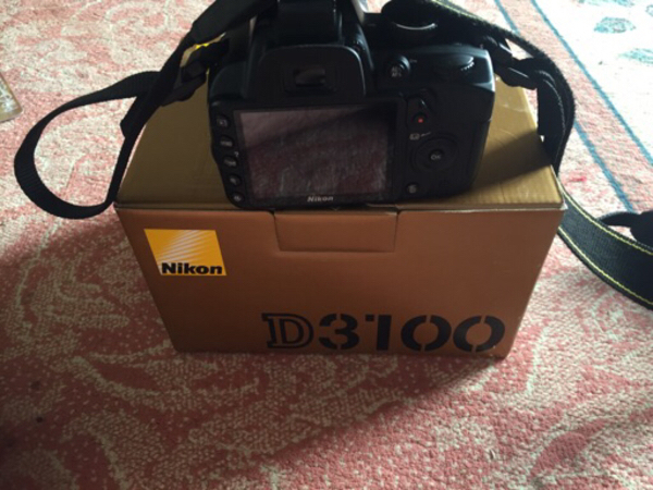 Used Nikon D3100 DSLR Camera in Dubai, UAE