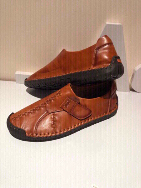 Used Moccasins loafer shoes size 42 in Dubai, UAE