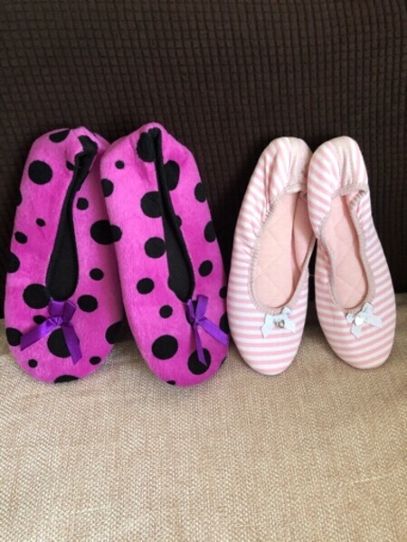 Used Victoria secret & slippers & flip flops in Dubai, UAE