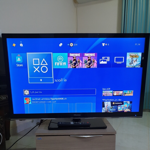 "Used Hisense 40"" inch TV in Dubai, UAE"